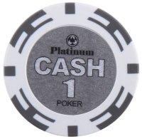 Набор для покера Cash на 500 фишек Partida