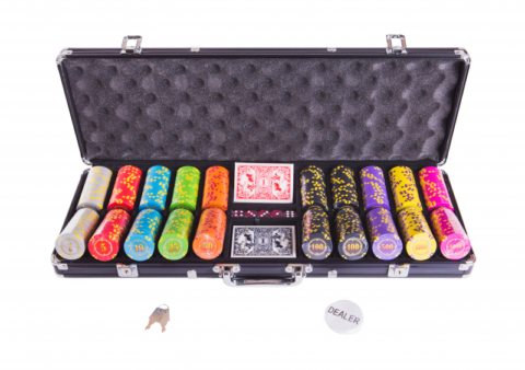 Набор для покера Compas на 500 фишек compas500