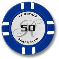 Набор для покера Le Royale на 500 фишек lero500