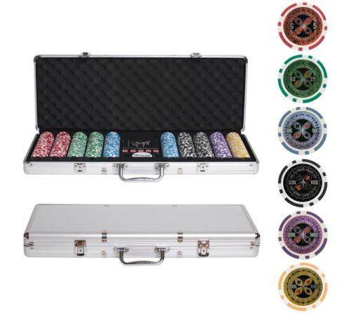 Набор для покера Ultimate на 500 фишек u500
