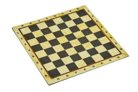 Шахматная доска малая без рамки 25*25 Амберрегион
