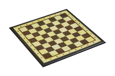Шахматная доска малая с рамкой 25*25 Амберрегион