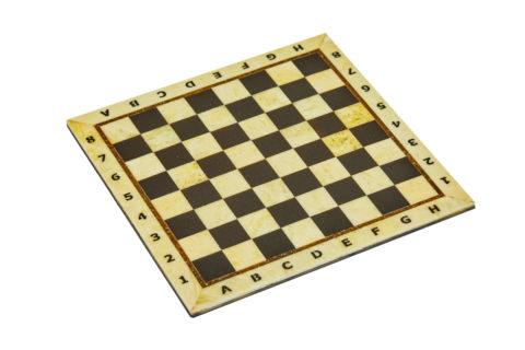 Шахматная доска средняя без рамки 35*35 Амберрегион