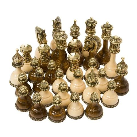 Шахматные фигуры Королевские средние 803