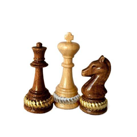 """Шахматные фигуры """"Фишер-2"""""""