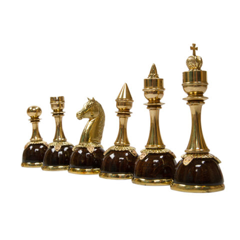 """Шахматные фигуры """"Графские"""" Haleyan"""