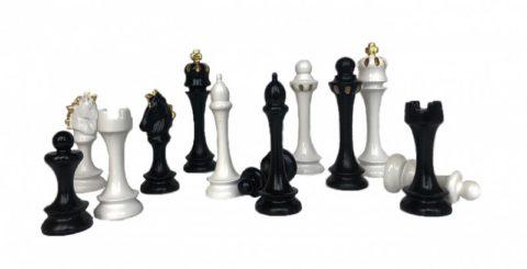 """Шахматные фигуры """"Капабланка-3"""""""