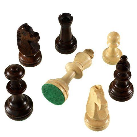 Шахматные фигуры Стаунтон 5 в коробке