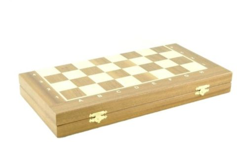 Шахматный ларец складной махагон