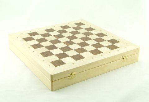 Шахматный ларец Woodgames Береза
