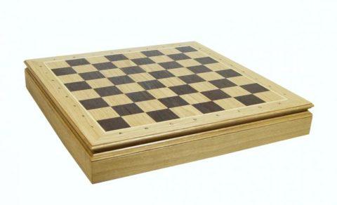 Шахматный ларец Woodgames Венге