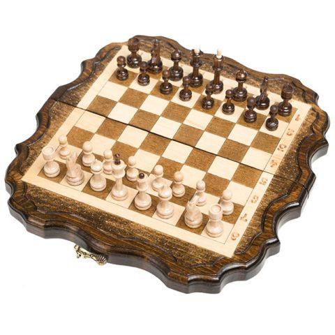 Шахматы фигурные 30