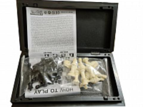 Шахматы магнитные 25 см - Уцененный Partida