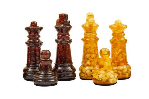 Шахматы мини для доски 25*25 Амберрегион