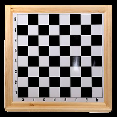 Шахматы настенные демонстрационные (Орлов) Орловская ладья