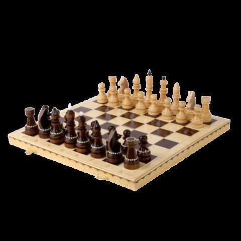 Шахматы обиходные инкрустированные (Орлов) Р-5
