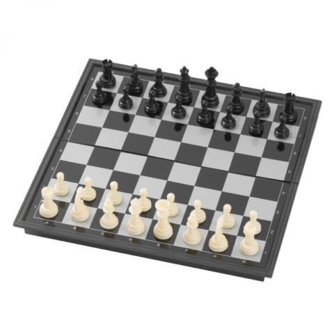 Шахматы Partida магнитные 25 см mchess25