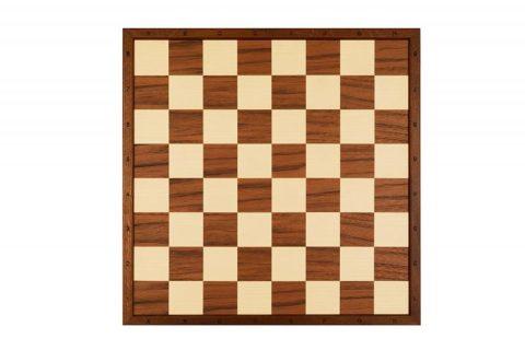 """Шахматы """"Хоккей"""" 47*47 мореный дуб Rovertime"""