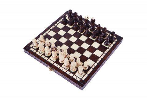 "Шахматы ""Изумруд"" средние"