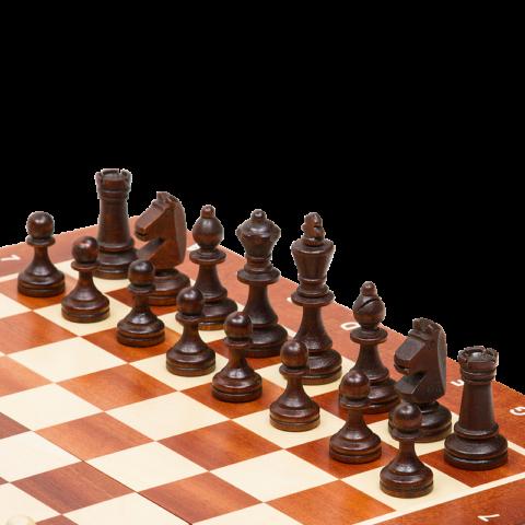 "Шахматы ""Олимпик 35"" маркетри"