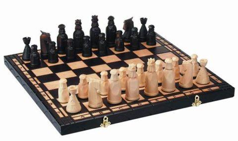 """Шахматы """"Сказка"""" 50"""