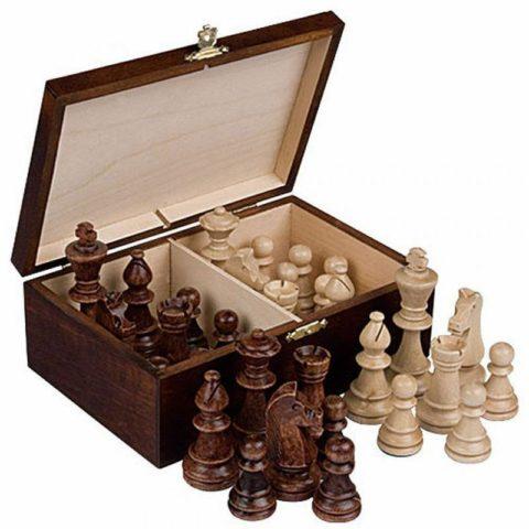 """Шахматы """"Стаунтон Стандарт 6"""""""