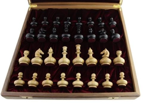 "Шахматы ""Вудгейм"" дуб WoodGames"
