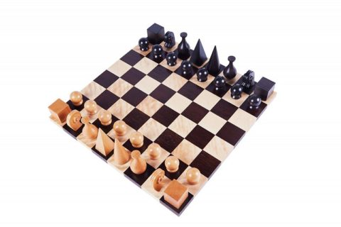 Шахматы Сенеж Хай - Тек 45HT