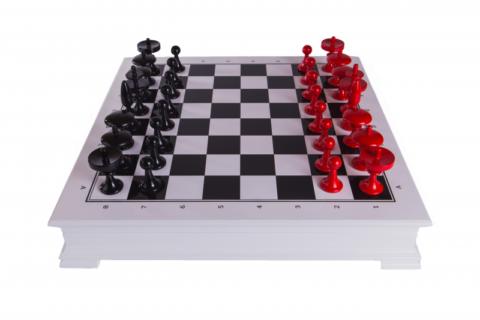 Шахматы Сенеж Леонардо 45ЛЕО