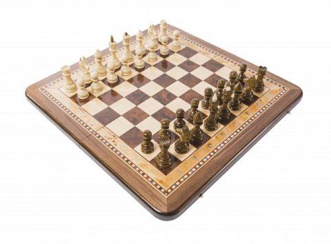 Шахматы Турнирные-2 инкрустация 40