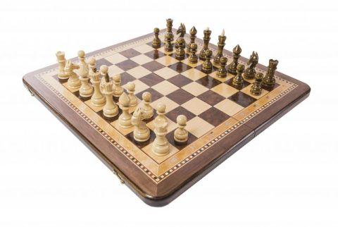 Шахматы Турнирные-2 инкрустация 50