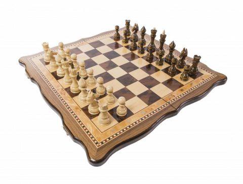 Шахматы Турнирные-3 инкрустация 50