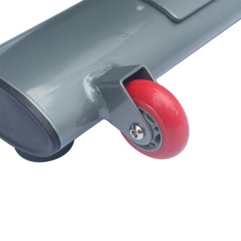 модель оснащена удобными фиксаторами положения. Подседельный штырь изготовлен из стального профиля