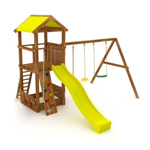 Kampfer Kids Castle спортивно игровой комплекс для детей на дачу