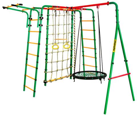 Kampfer Kindisch Качели гнездо большое спортивно игровой комплекс для детей на дачу