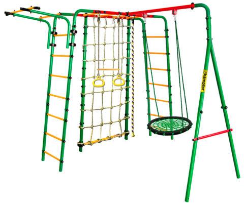 Kampfer Kindisch Качели гнездо малое спортивно игровой комплекс для детей на дачу