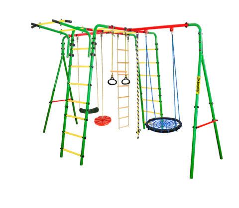 Kampfer Wunder Качели гнездо малое синее спортивно игровой комплекс для детей на дачу