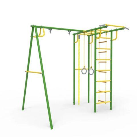Rokids Тарзан Мини 3 спортивно игровой комплекс для детей на дачу