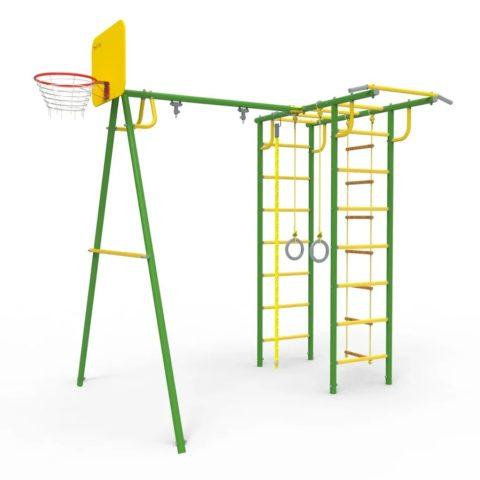 Rokids Тарзан Мини 4 спортивно игровой комплекс для детей на дачу