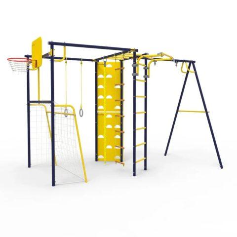 Rokids Атлет-К спортивно игровой комплекс для детей на дачу