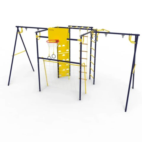 Rokids Атлет-К2 спортивно игровой комплекс для детей на дачу