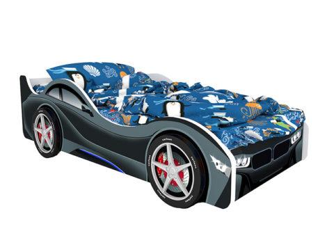 BMW - кровать-машинка. Серия Классик производитель КарлСон 24