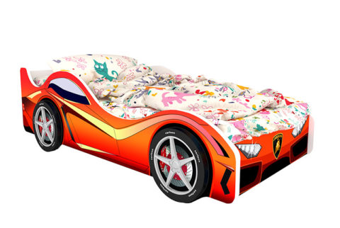 Ламборджини - кровать-машинка. Серия Классик производитель КарлСон 24