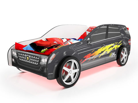 Мерседес GL - кровать-машинка. Серия Джип производитель КарлСон 24
