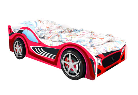 Мерседес - кровать-машинка. Серия Классик производитель КарлСон 24
